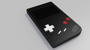 New Old Game Boy by JARV69