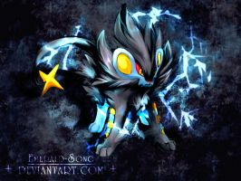 Luxray by emerald-song