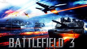 Battlefield3 - Classic Wallpaper by TDProductionStudios