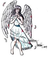 Gifts:: .:Angelic Demise:. by DragonRayne-kun