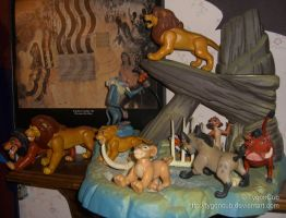 90s Mattel 'The Lion King' Action Figures by TygonCub
