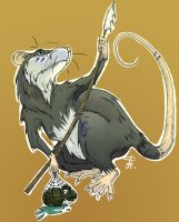 hanter-rat by fredDy-N
