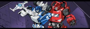 TRANSFORMERS GENERATIONS VOL.3 by GuidoGuidi