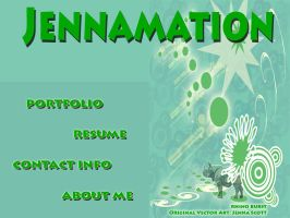 Home Page by Jennamation