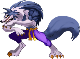 Darkstalkers Jon Talbain HD by 0kronos0