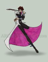Seto Kaiba: Duel Warrior by ARCatSK