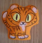 Tammy's Tiger by fyre-flye