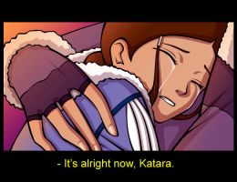 Katara and Mother by some1ders13