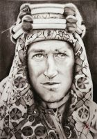 Lawrence of Arabia by RONIKartetc
