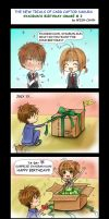 Happy Birthday Syaoran Omake 2012 by wishluv