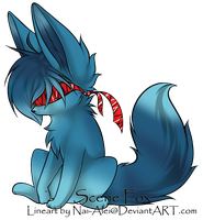 12 Days of Christmas - Free Adopts! - Day 9 - Gone by Feralx1