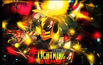 Lightning Beast by Superchris12