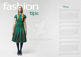 Fashion Tips Magazine by buckers