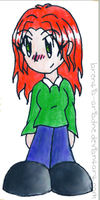 HP Chibis - Lily Evans by ChibiArt-Club