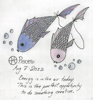 Pisces by Rabid-Turtle