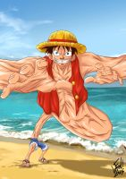 One Piece Finish by lefad