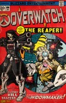 Overwatch: THE REAPER by MichaelJLarson