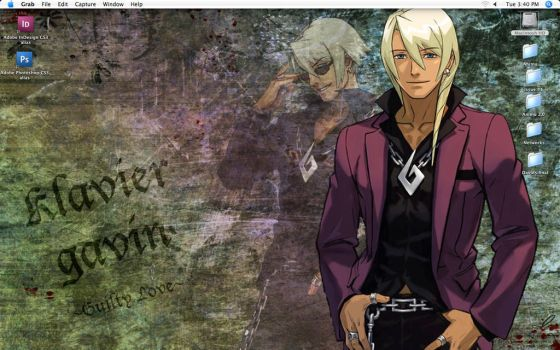 Klavier Desktop by phantasiagirl