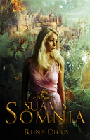 Wattpad book cover for Suavis Somnia by livymay
