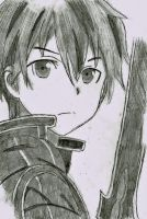 Kirito (Sword Art Online) by Twin-Gamer