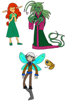 More Adoptables by TheLittlehoneybee