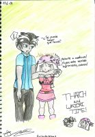 Thatch and Waiori Time!~ by Nite3007