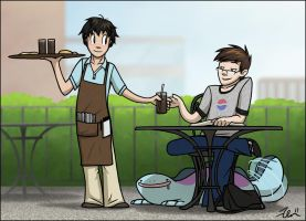 Soda Refill by Zenity