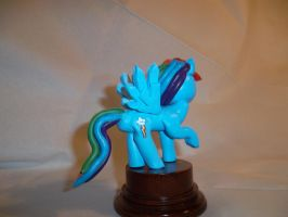 Rainbow Dash Statuette 2 by McMesser