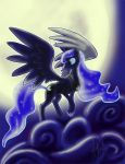 Princess Luna by aperraglio