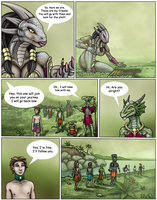 The Lost Golden Staff of The Dragon Queen 22-80 by DragonessLife
