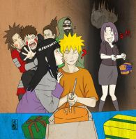 Aww, It's NaruHina by ronnie92