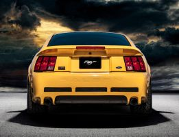 Saleen Mustang by lovelife81
