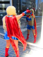 SuperGirl Cosplay by Annaka66