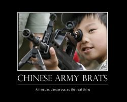 Chinese Army Brats by ChapterAquila92