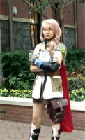 Lightning cosplay by Akita48