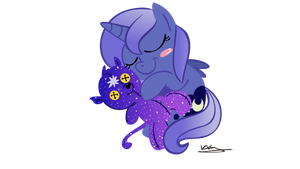 Woona Sleeps by bunnimation