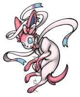 Sylveon by Maszeattack
