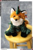 Foxy Robin Hood by Seras-Loves-Master