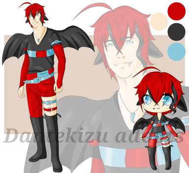 Ref for LovelyLarper #4 by Dantes-adopts