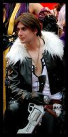 Squall Leonhart Dissidia 2 by alsquall