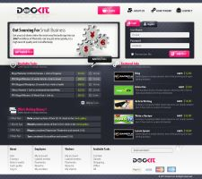 dookit web interface by asit87