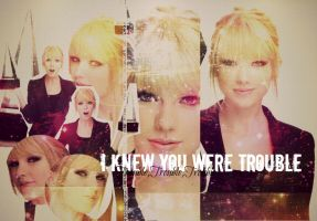 I knew you were trouble Blend by JhoannaEditions