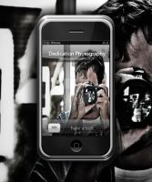 Dedication Iphone Photography by MisterDedication