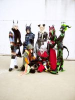 LAMENTO BEYOUND THE VOID by juonkung