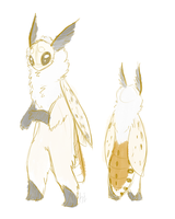 little moth dude by blinding-eclips