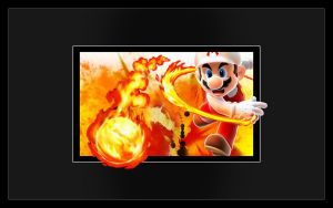 Fire Mario Design: Extreme by Desidus