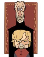 You are a lannister by bangalore-monkey