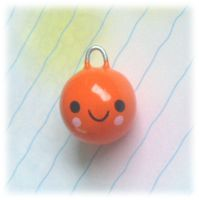 Little Orange Charm by Keito-San