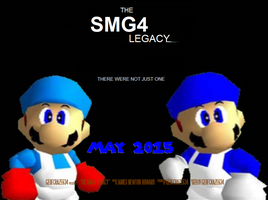 The SMG4 Legacy (2014) Movie Poster by Geoffman275