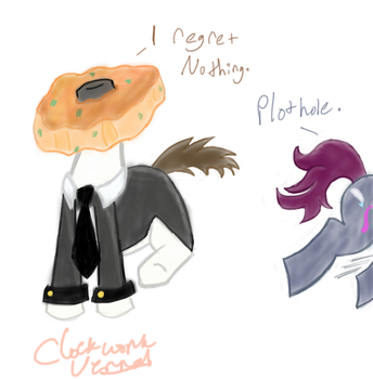 Inky Crabcake PT 2 by InkyNotebook